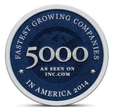 Fastest Growing Companies in America 2014
